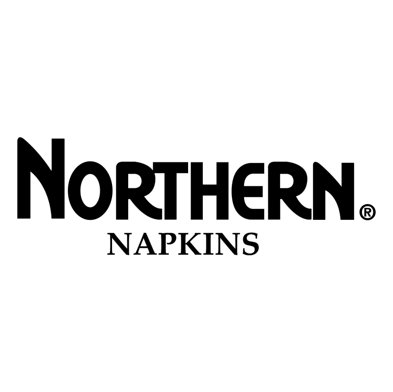 Northern Napkins vector