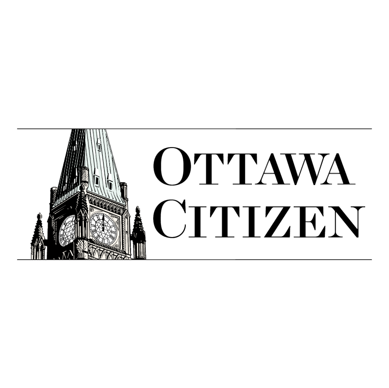 Ottawa Citizen vector