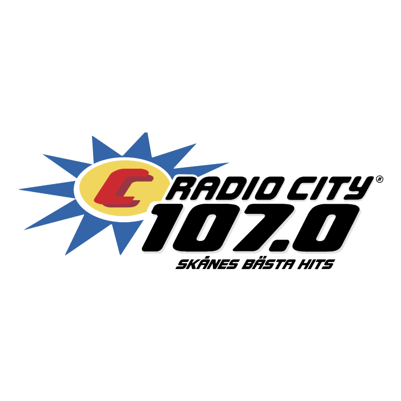 Radio City 107 0 vector