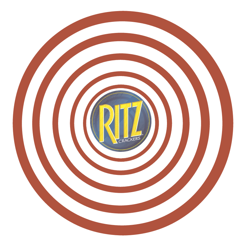 Ritz Crackers vector logo