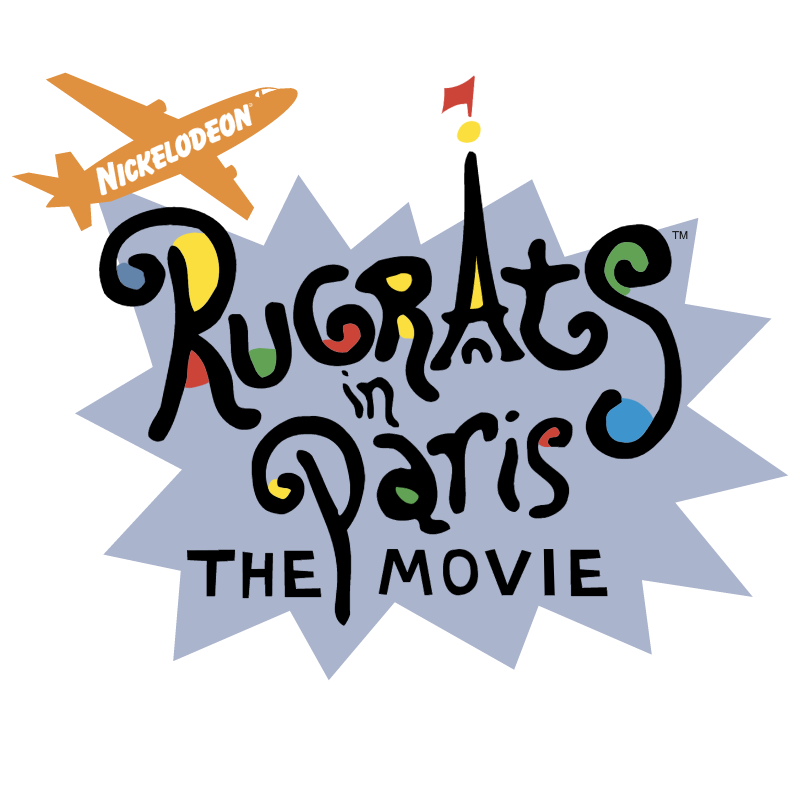 Rugrats in Paris vector