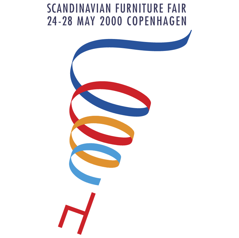 Scandinavian Furniture Fair vector