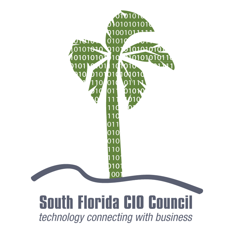 South Florida CIO Council vector