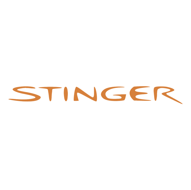 Stinger vector logo