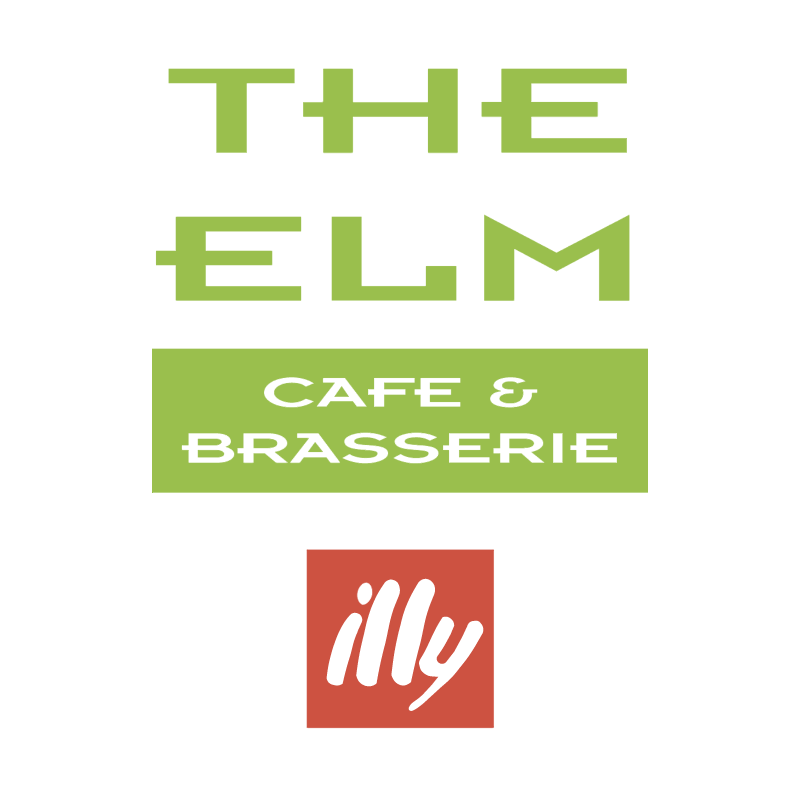 The Elm Cafe & Brasserie vector
