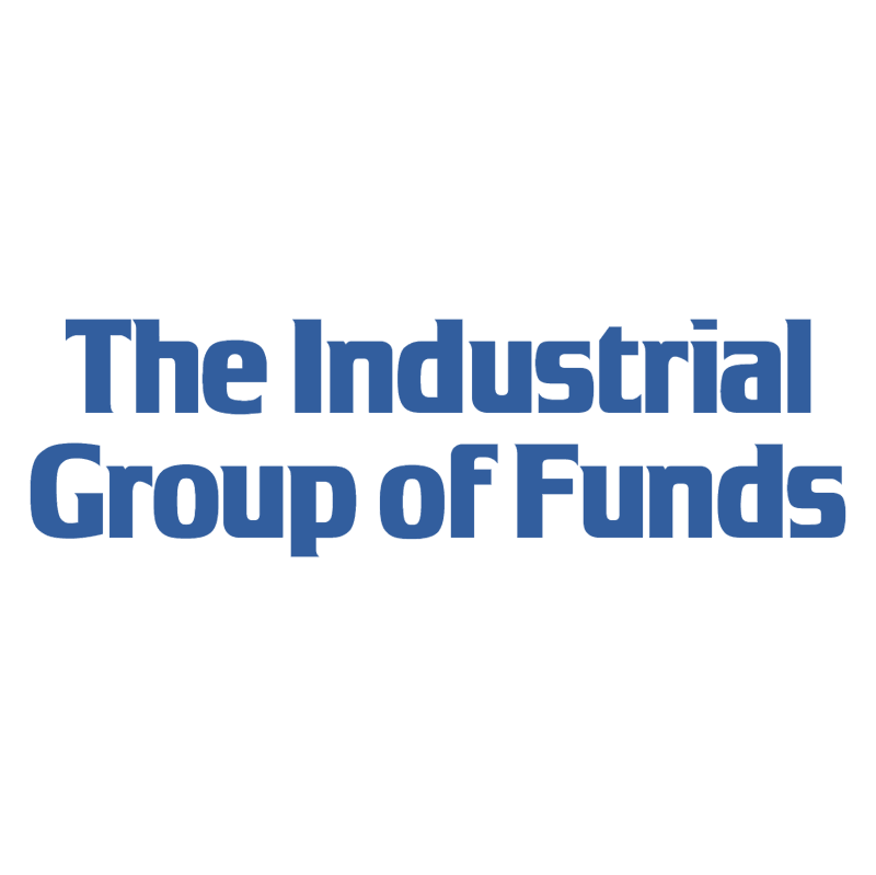 The Industrial Group of Funds vector