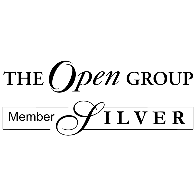The Open Group vector logo