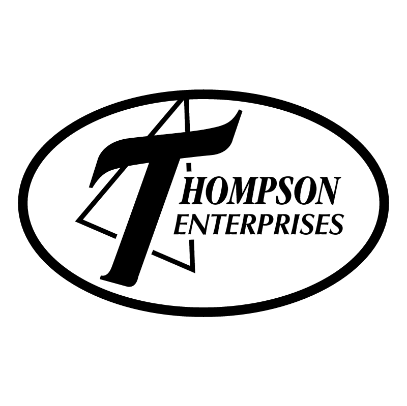 Thompson Enterprises vector