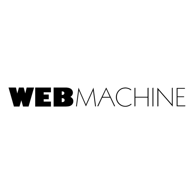 Webmachine vector