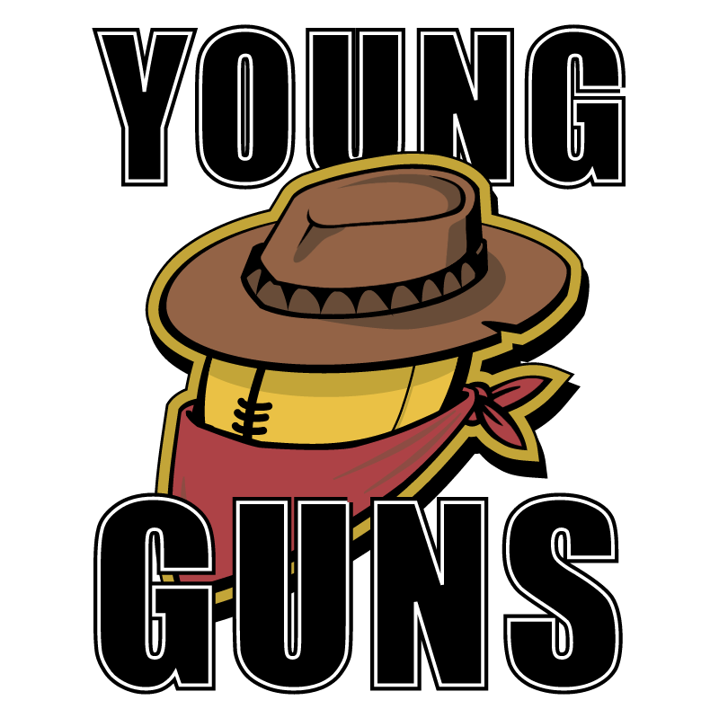 Young Guns vector