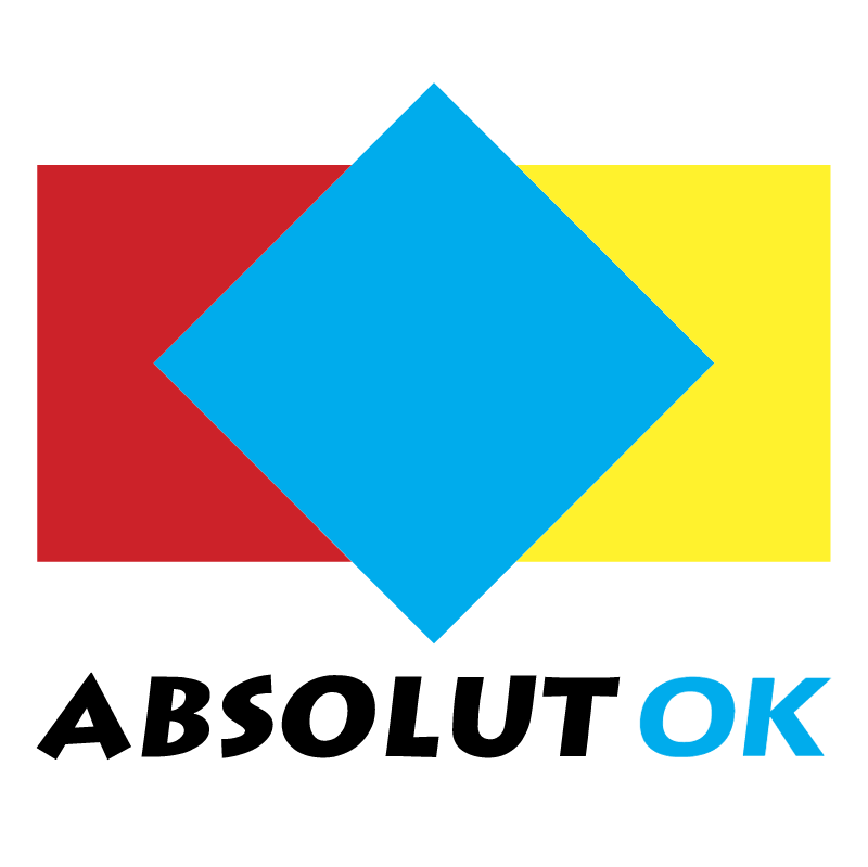Absolut OK vector