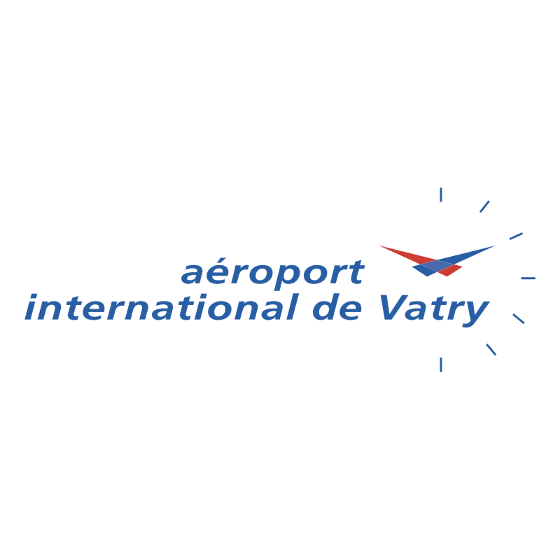 Aeroport International de Vatry vector