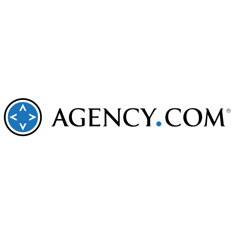 Agency com vector logo