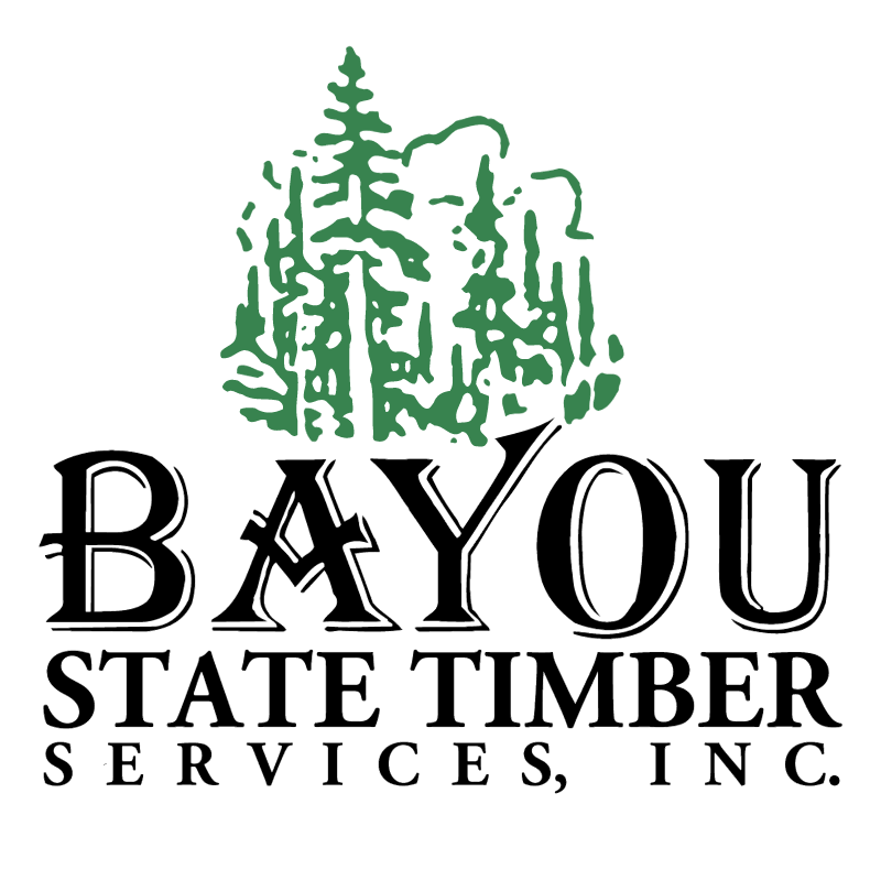 Bayou State Timber Services 71846 vector logo
