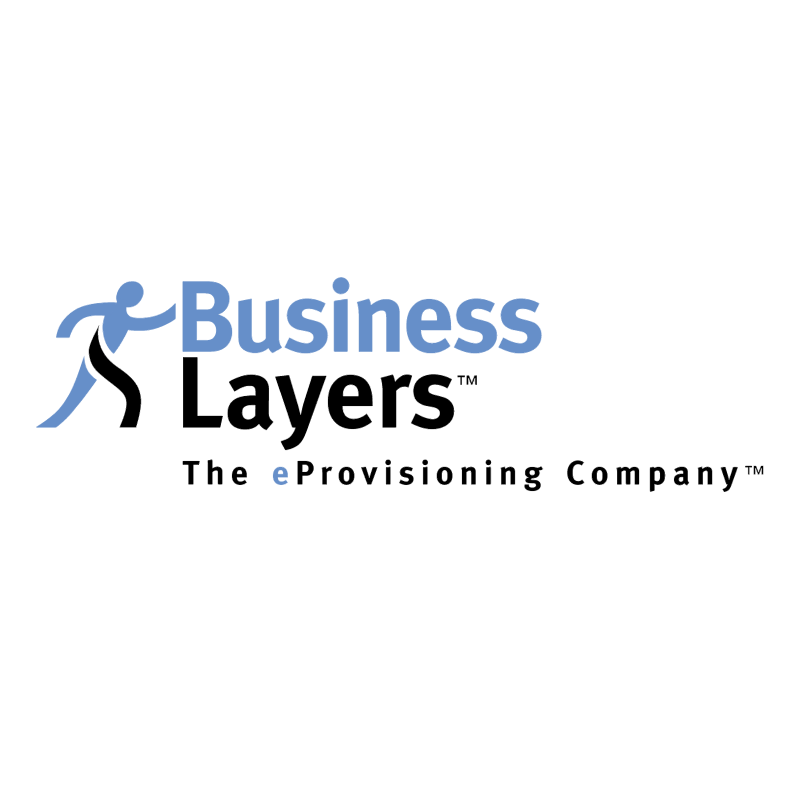 Business Layers vector logo