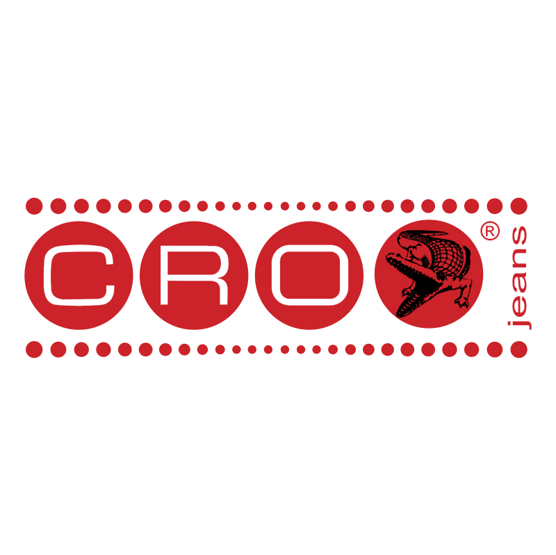 Crocodil Jeans vector