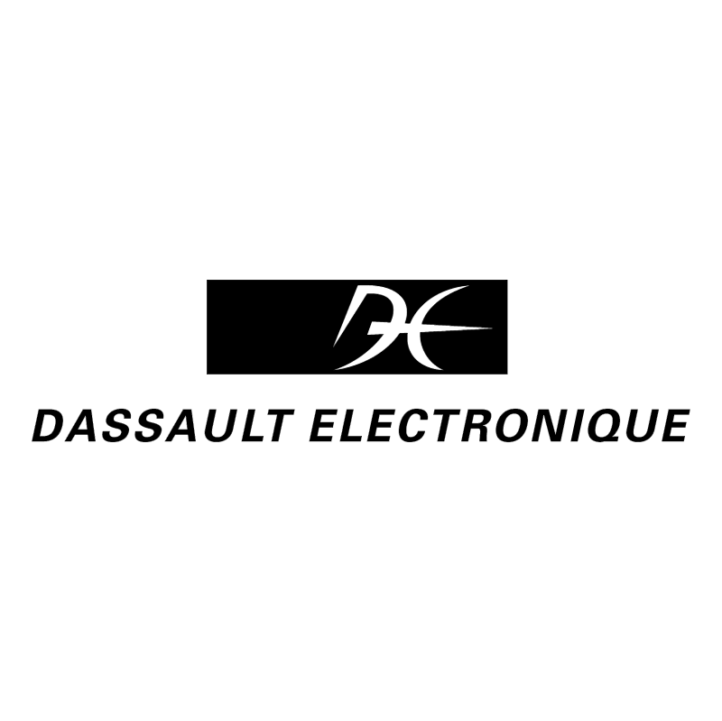 Dassault Electronique vector