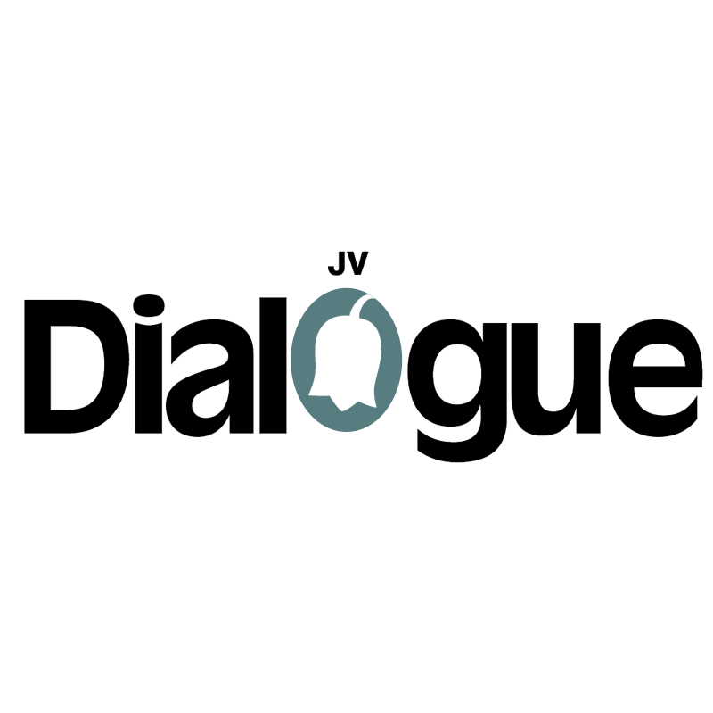 Dialogue vector logo