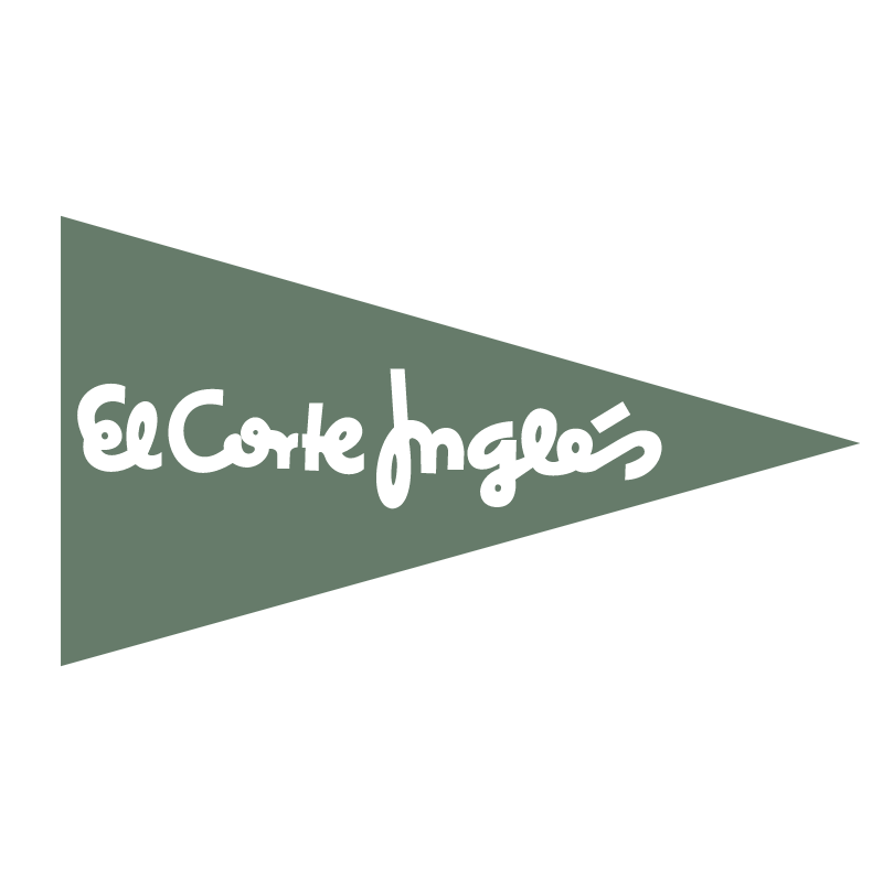 El Corte Ingles vector