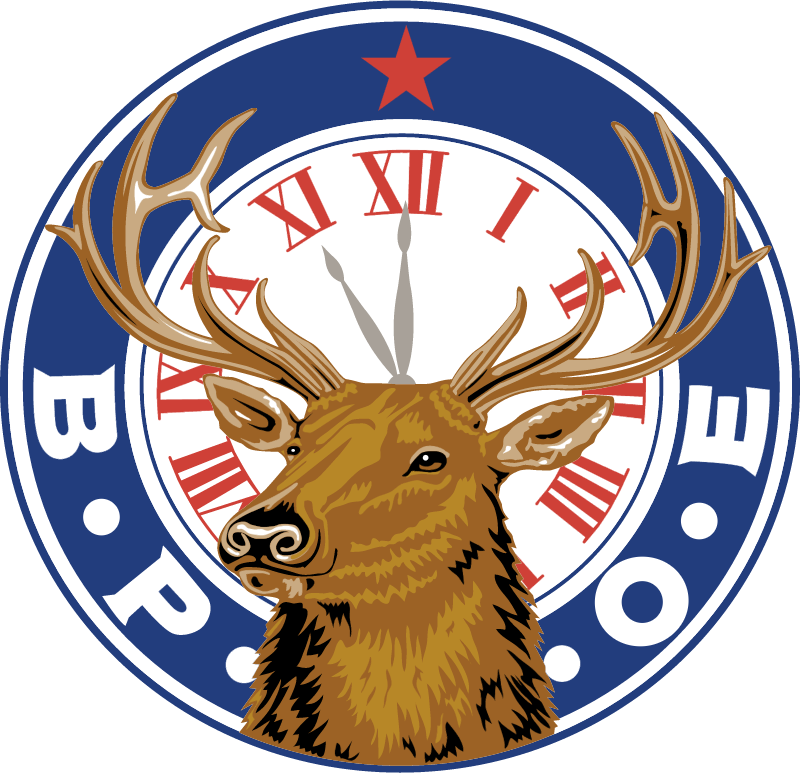 Elks Club vector logo