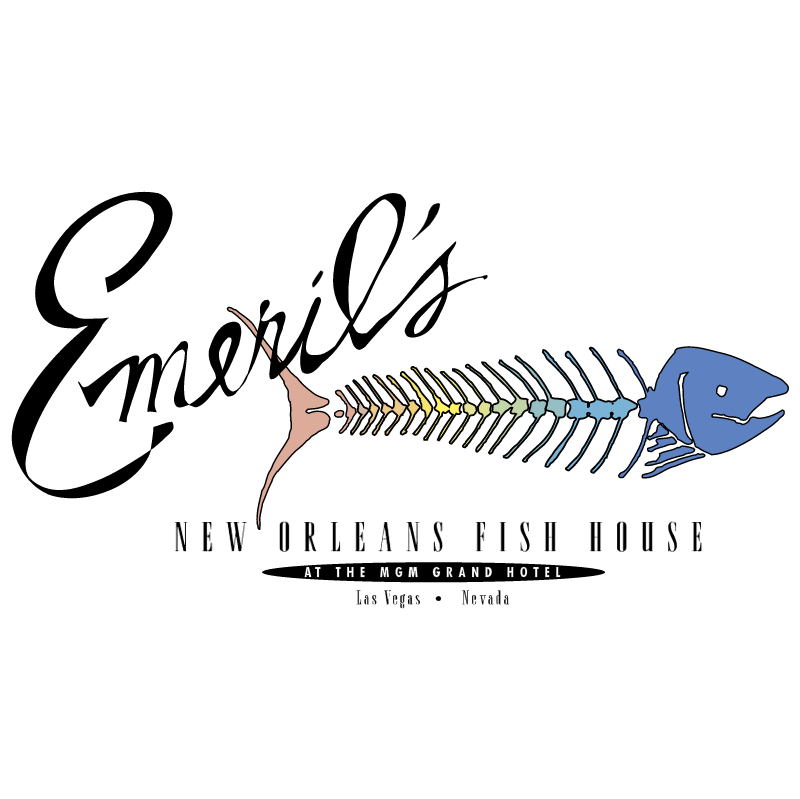 Emeril's vector logo