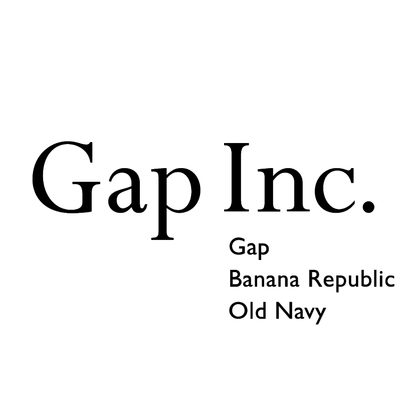 Gap Inc vector logo