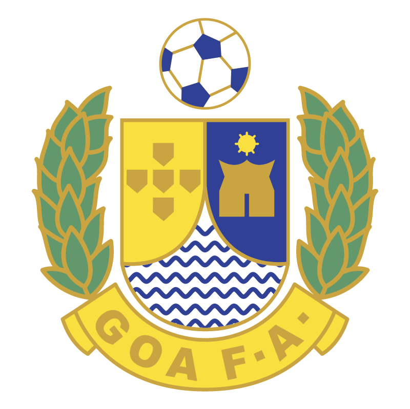 GOA Football Association vector logo