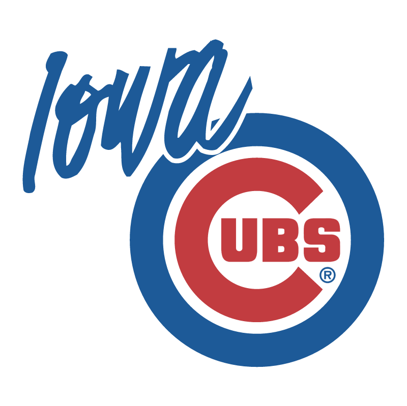 Iowa Cubs vector logo