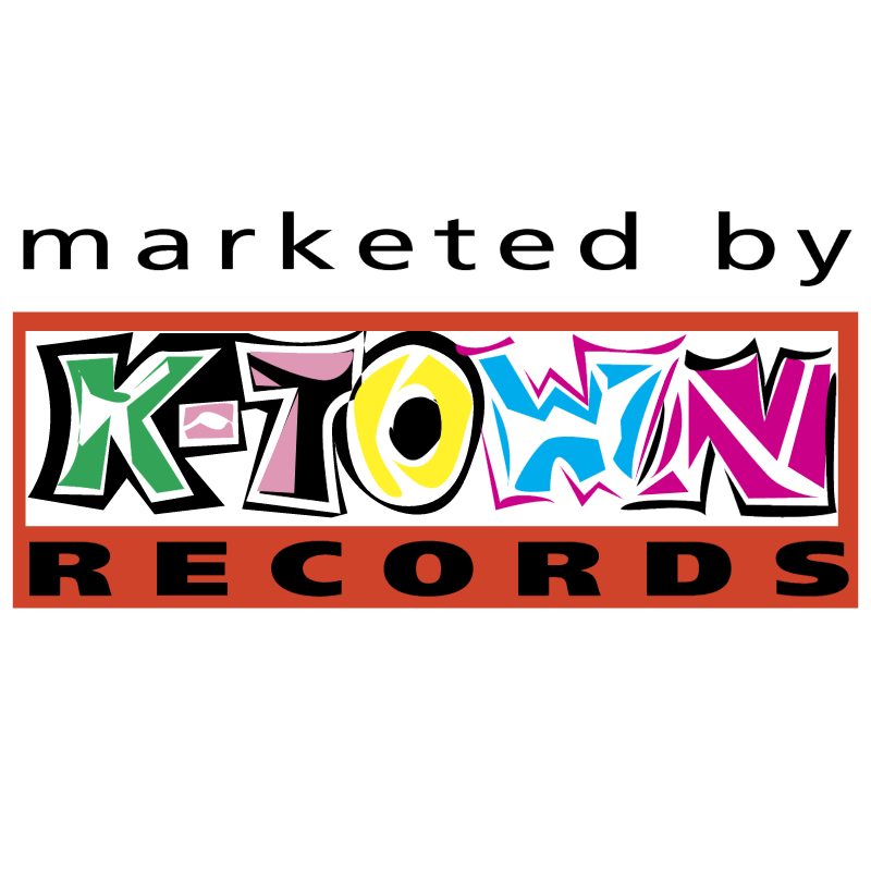 K Town Records vector logo