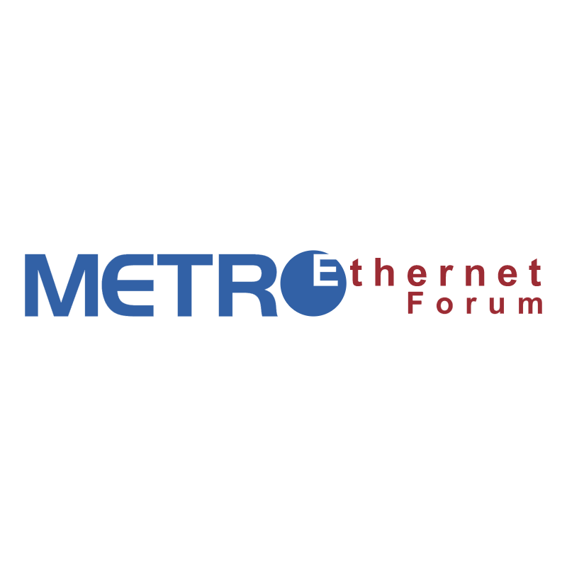 Metro Ethernet Forum vector