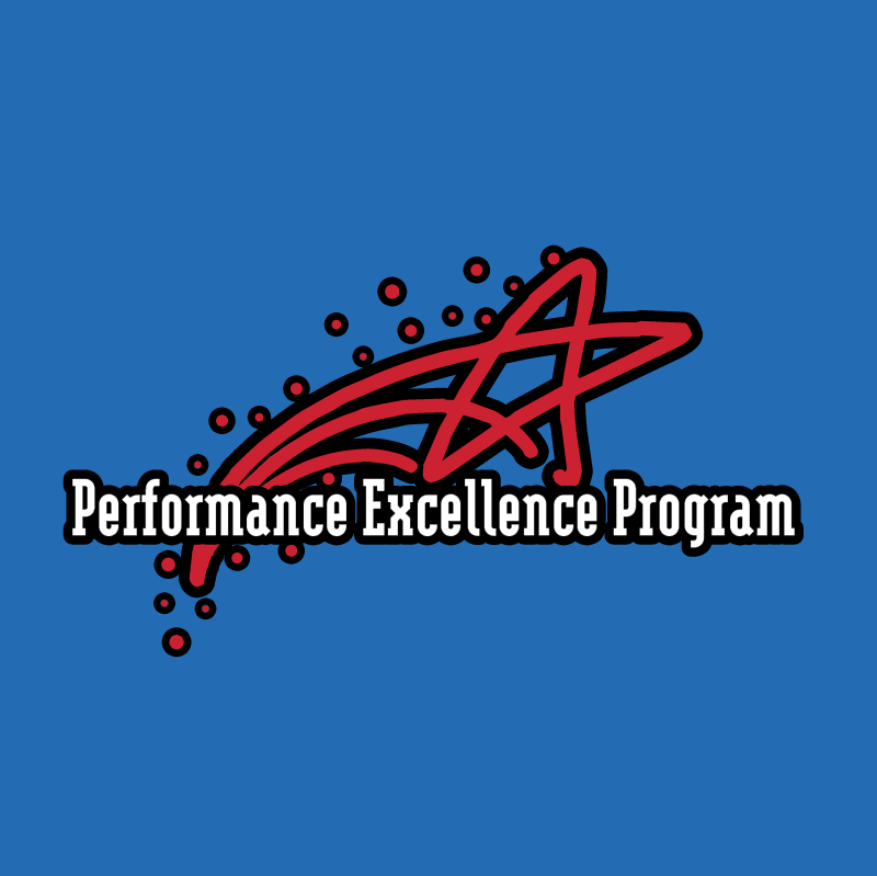 Performance Excellence Program vector