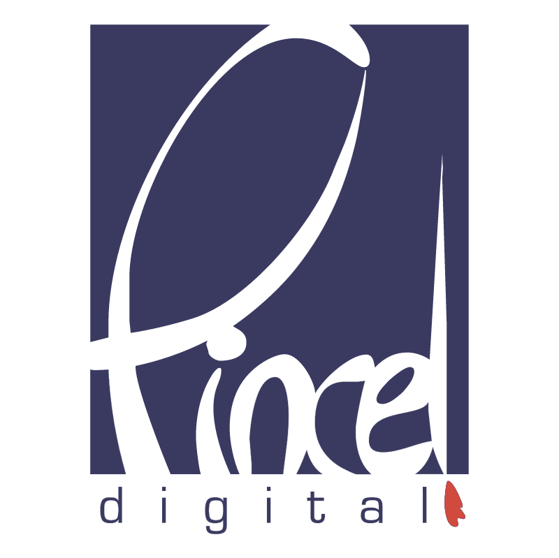 Pincel Digital vector logo