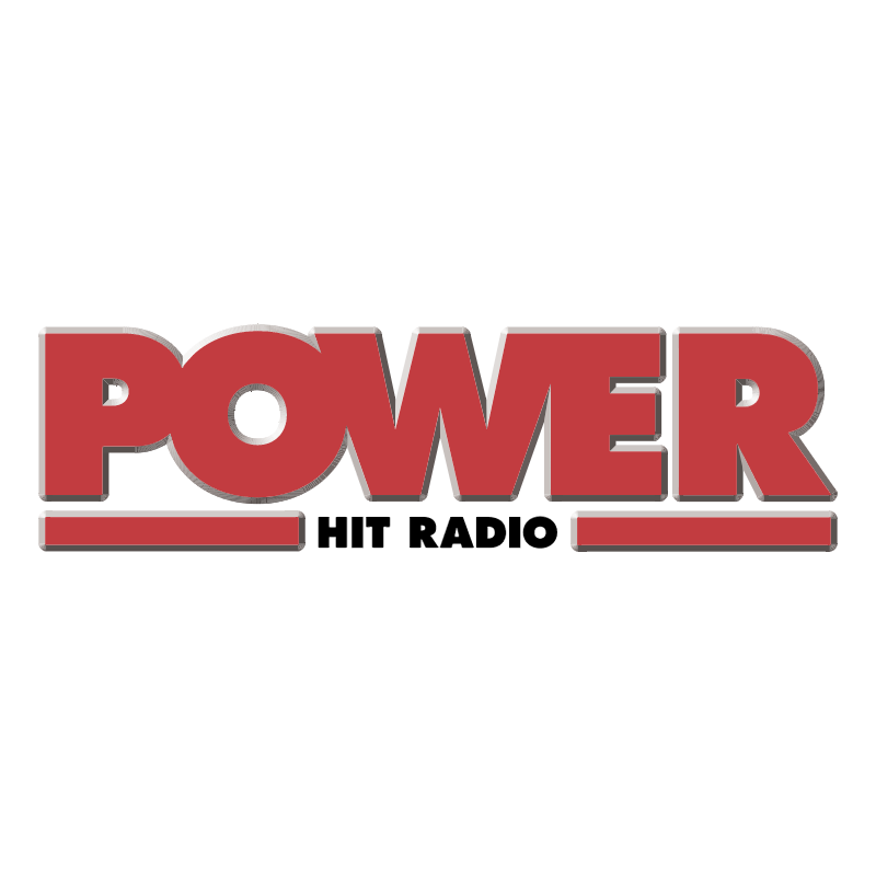 Power Hit Radio vector logo