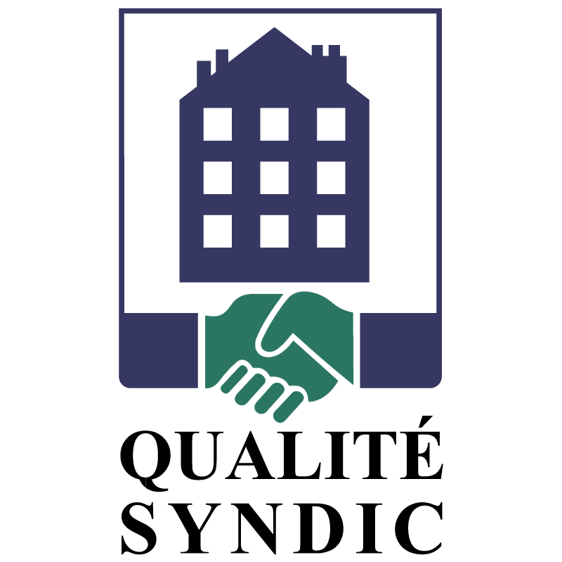 Qualite Syndic vector