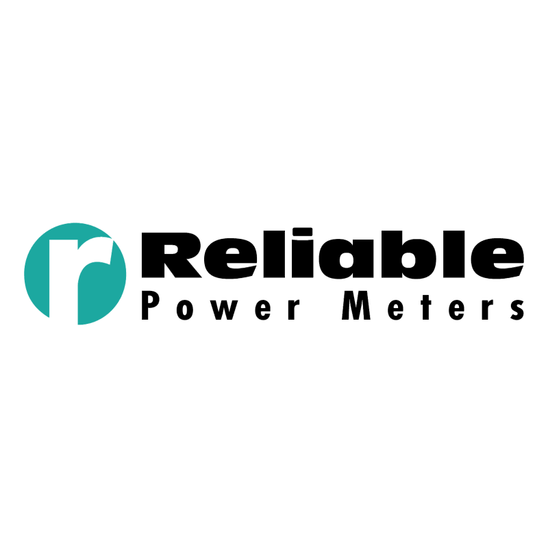 Reliable Power Meters vector