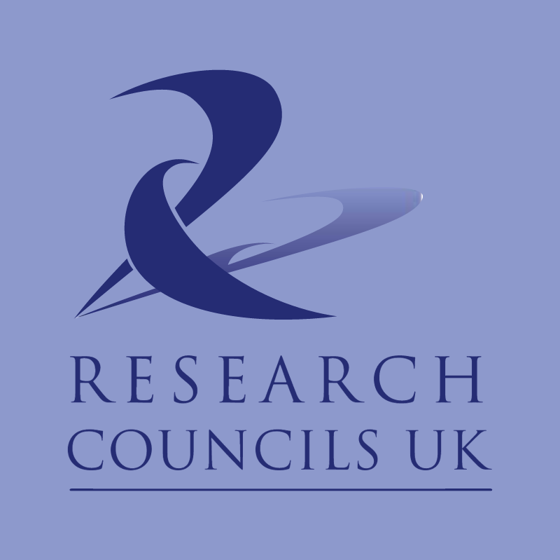 Research Councils UK vector logo