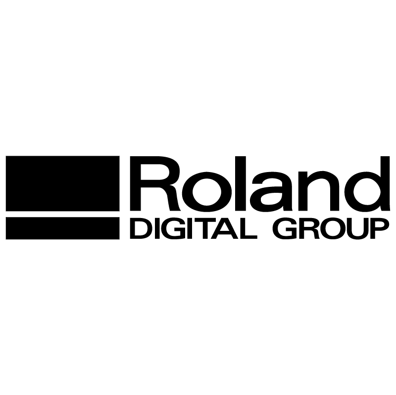 Roland Digital Group vector