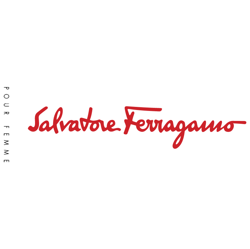 Salvatore Ferragamo vector