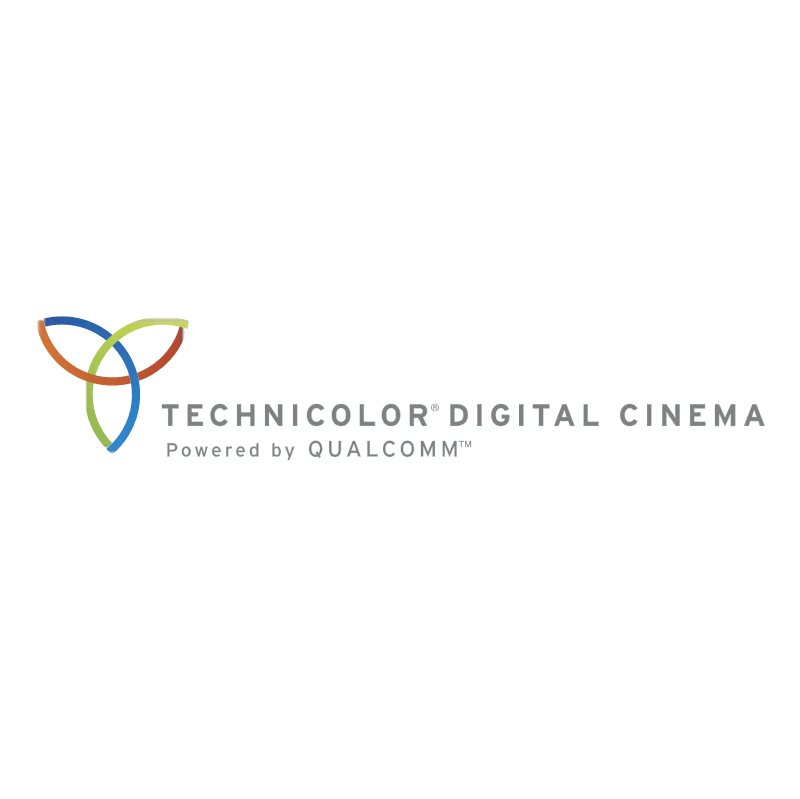 Technicolor Digital Cinema vector