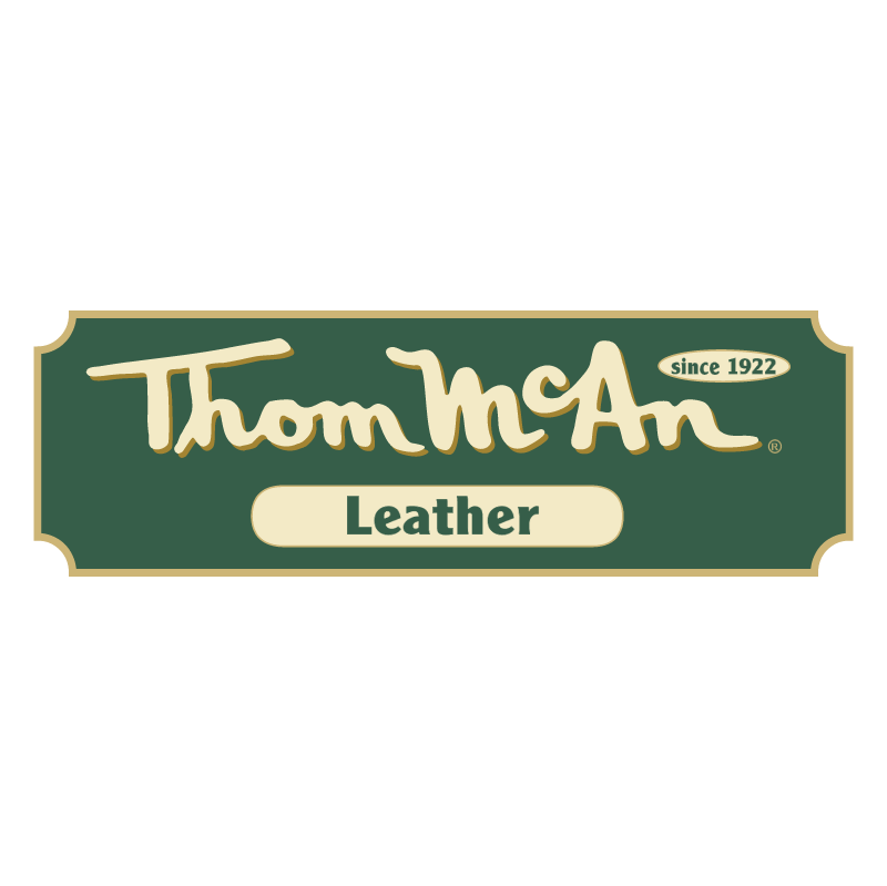 Thom McAn Leather vector