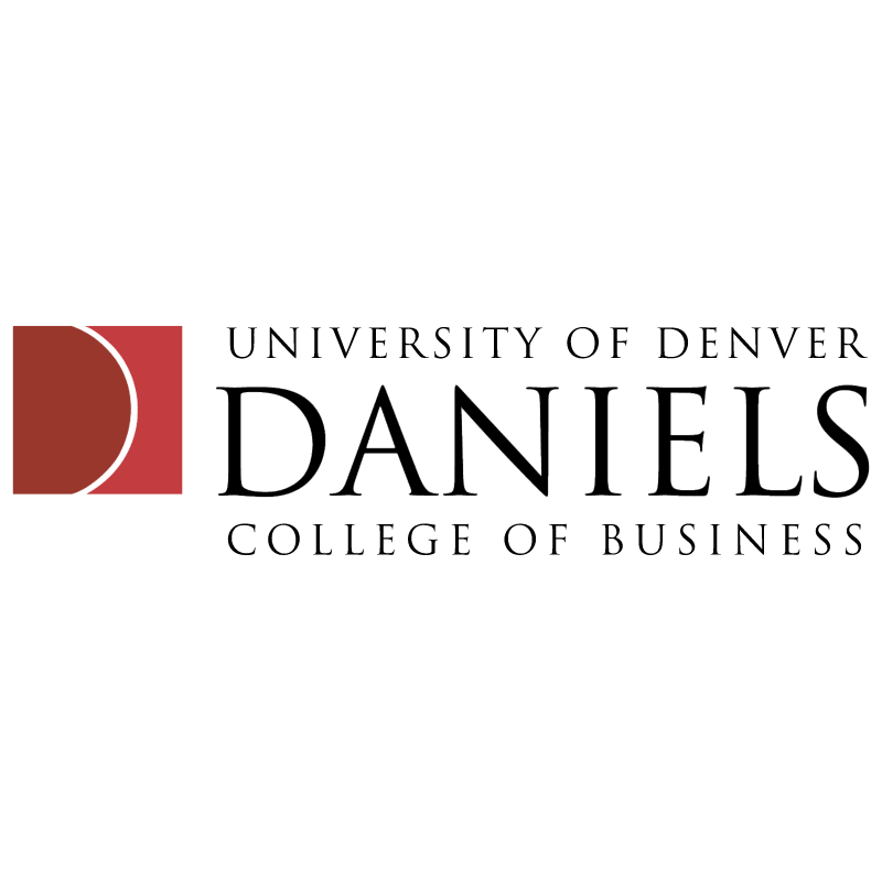 University of Denver Daniels vector