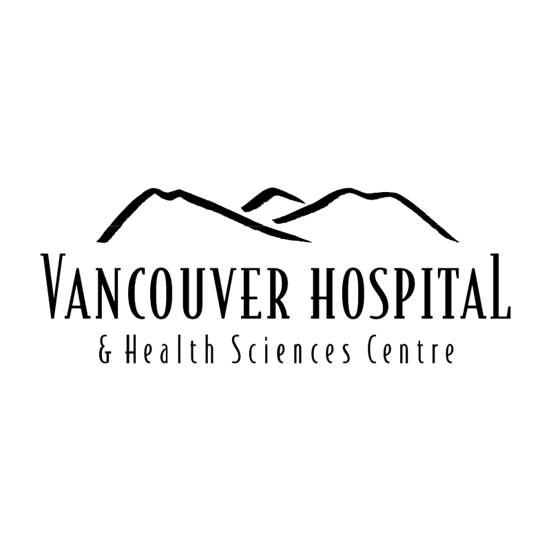 Vancouver Hospital vector