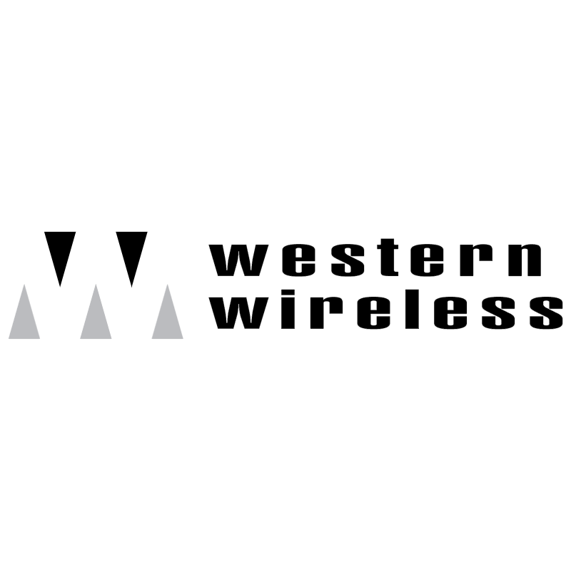 Western Wireless vector