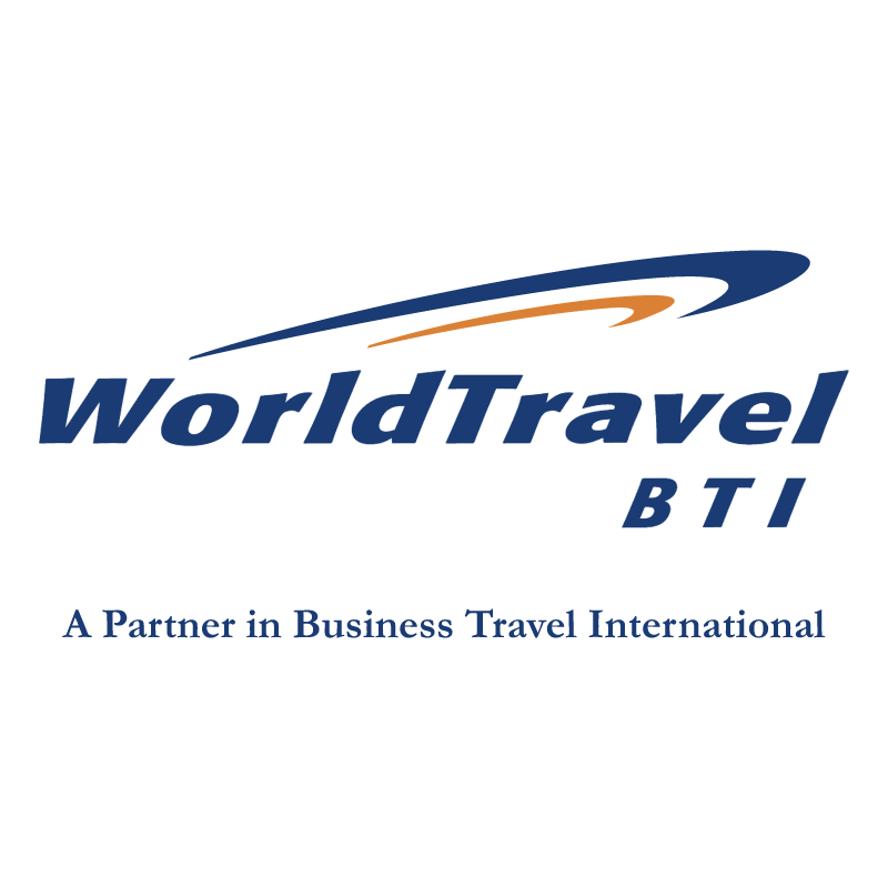 WorldTravel BTI vector