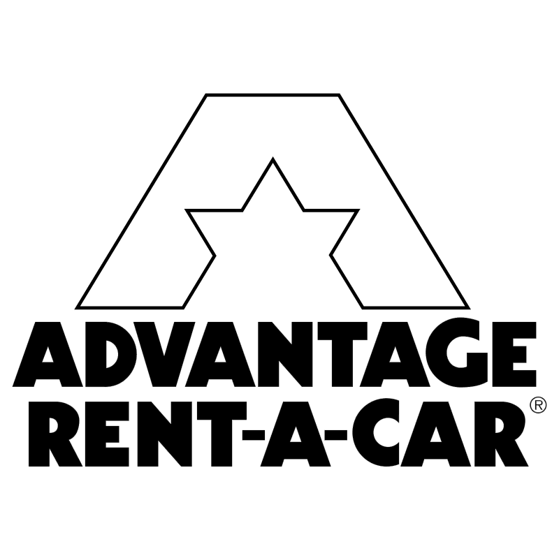 Advantage Rent a Car vector