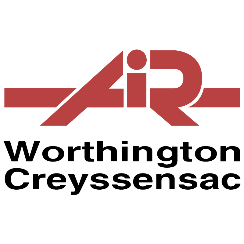 Air Worthington Creyssensac vector