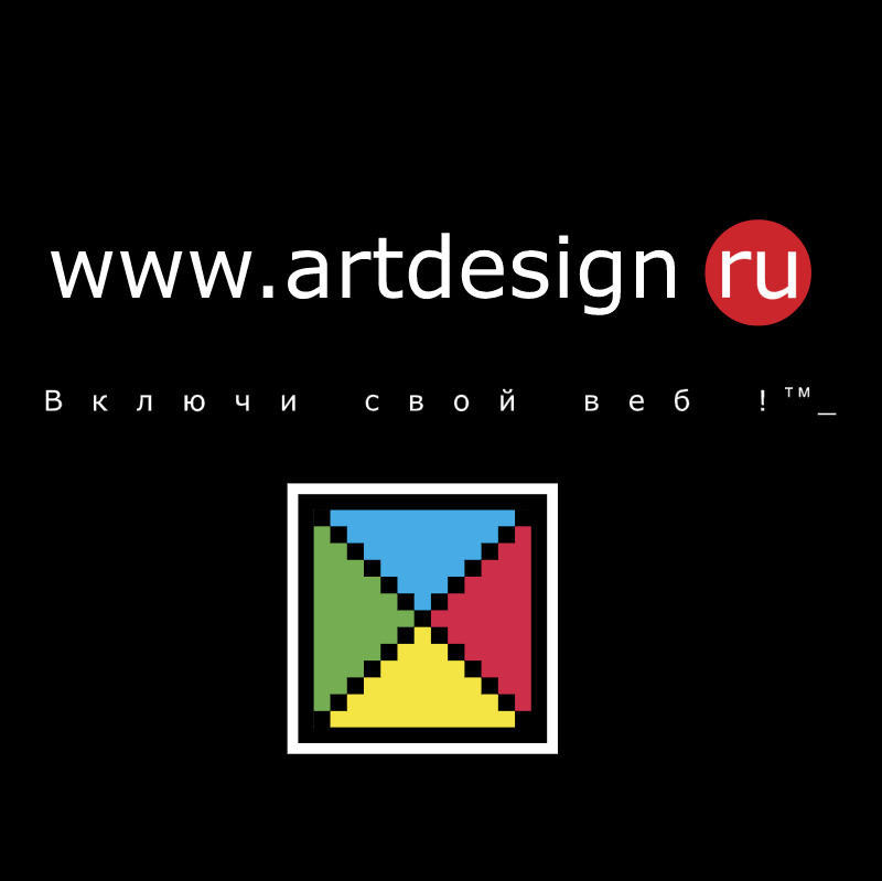artDesign group vector logo