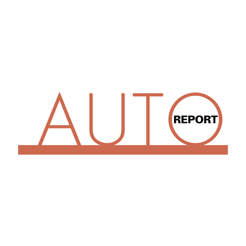 Auto Report vector logo