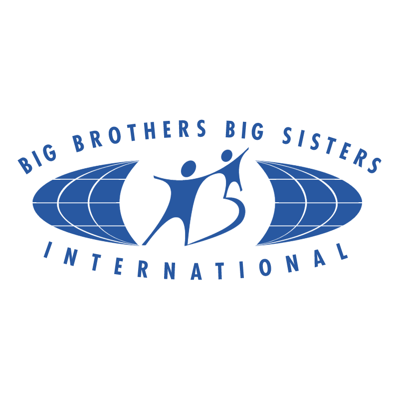 Big Brothers Big Sisters International 59163 vector