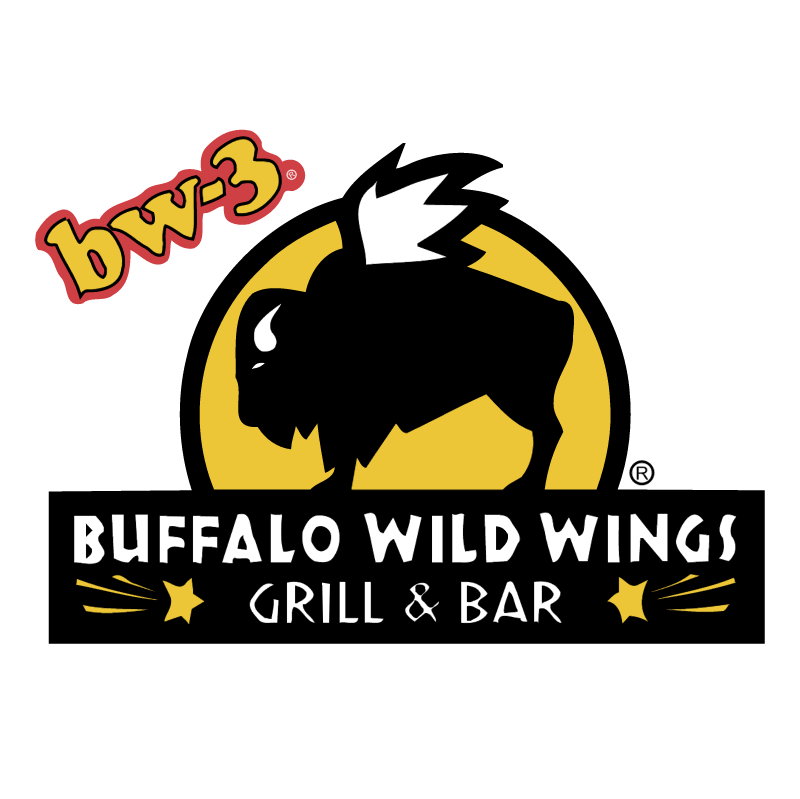 Buffalo Wild Wings 54795 vector